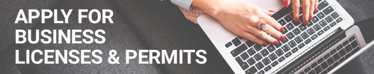 Apply for Business Licenses & Permits