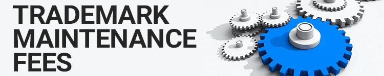 Trademark Maintenance Fees