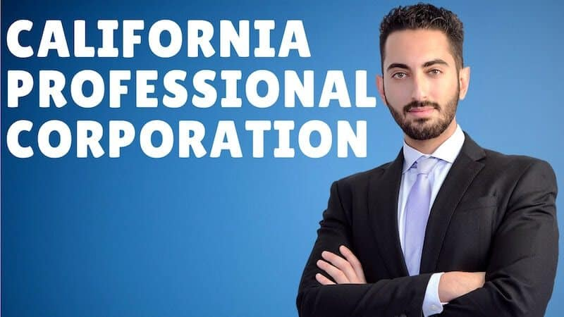 California Professional Corporation