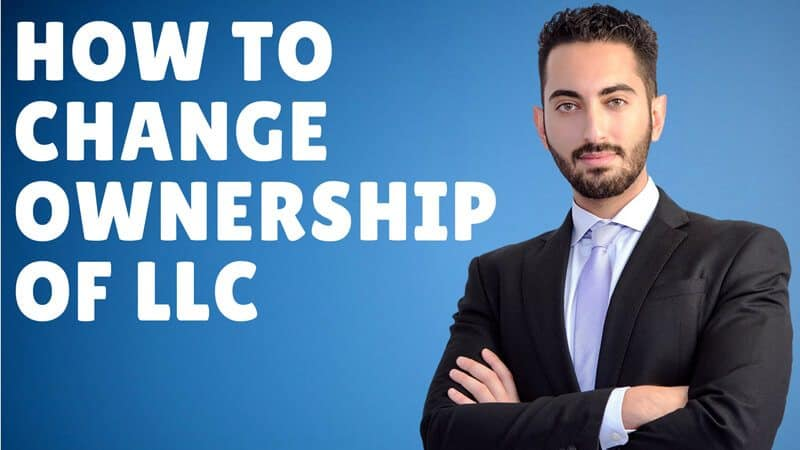 How to Change Ownership of LLC