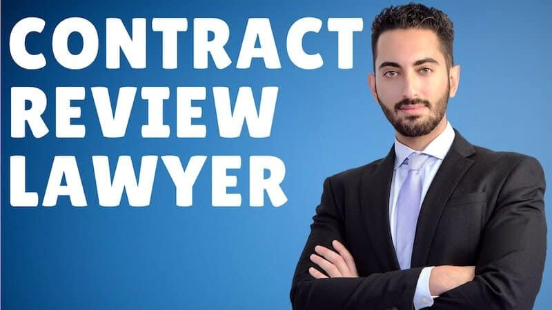 Contract Review Lawyer
