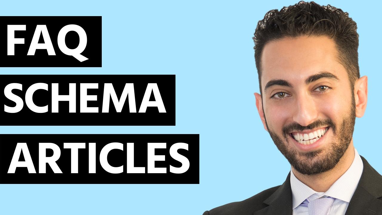 FAQ Schema Articles