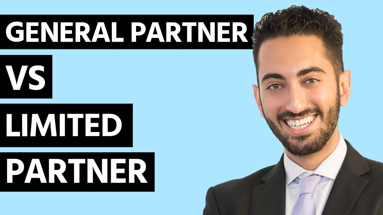 General Partner vs Limited Partner