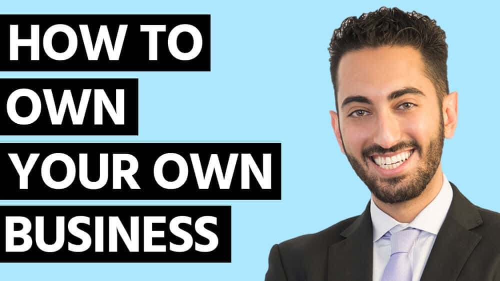 How to Own Your Own Business