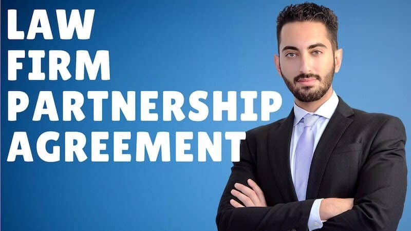 Law Firm Partnership Agreement