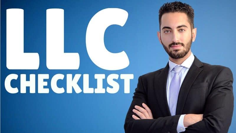 LLC Checklist