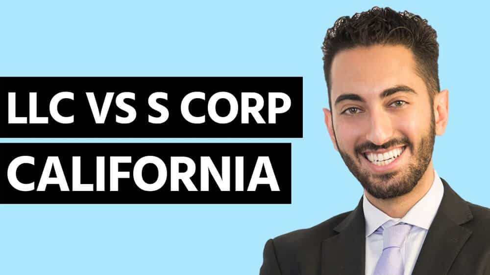 LLC vs S Corp California