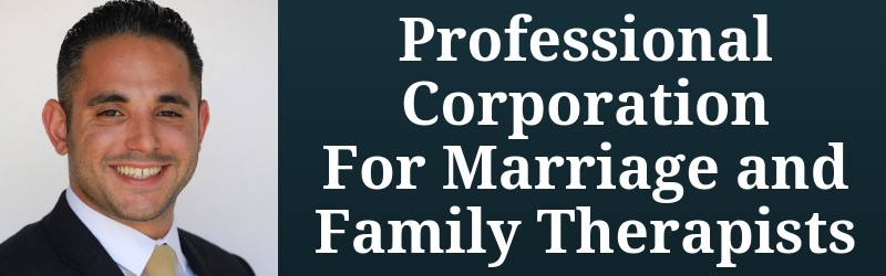 Marriage and Family Therapy Professional Corporation