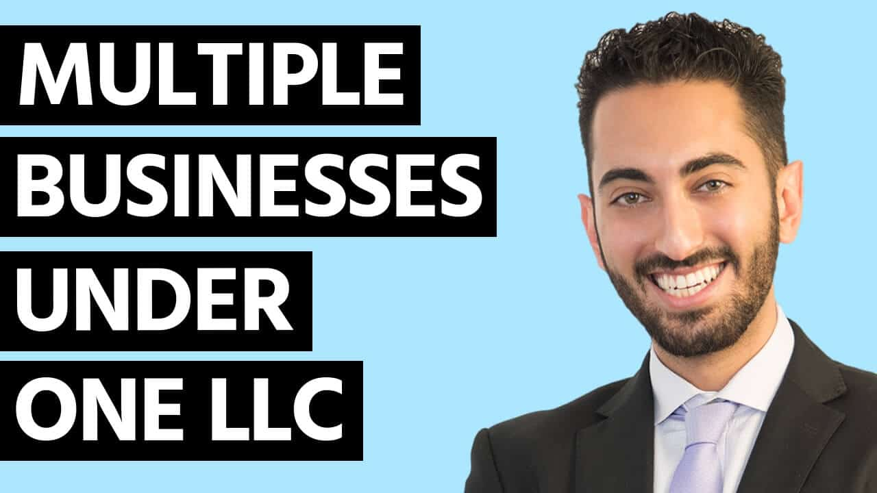 Multiple Businesses Under One LLC