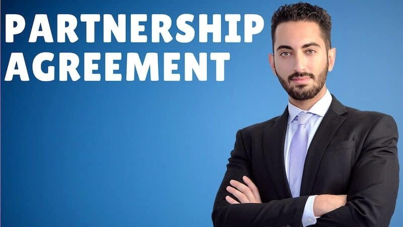 1 Partnership Agreement Contract Lawyer Updated In 2018