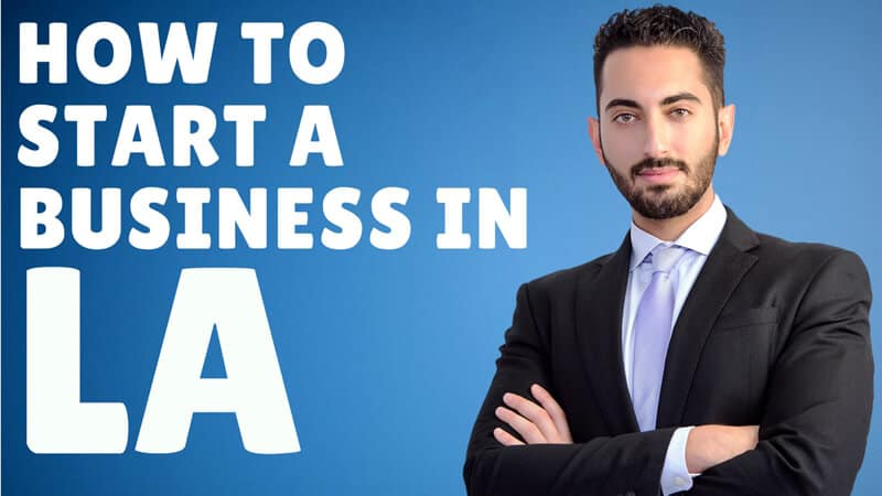 How to Start a Business in Los Angeles