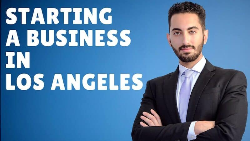 Starting a Business in Los Angeles