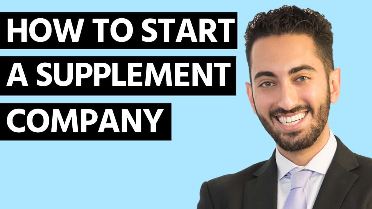 HowStart A Supplement Company