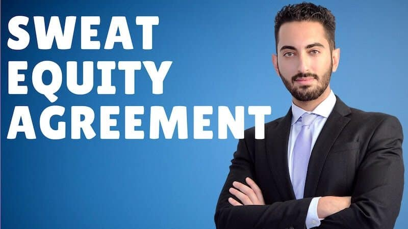 Sweat equity agreement how to add a partner to your business pronofoot35fo Image collections