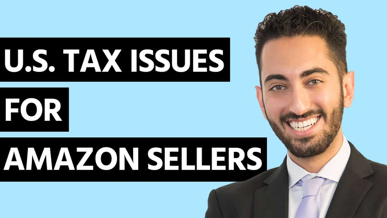 US Tax Issues for Amazon Sellers