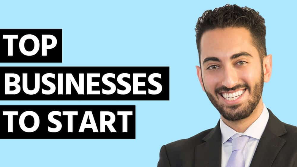 Top Businesses to Start