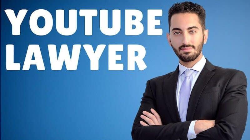 YouTube Lawyer